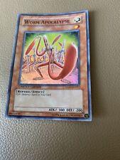 YuGiOh! Worm Apocalypse (HA01-EN017) Limited Edition - Super Rare - NM/M