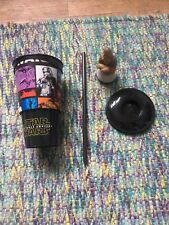 Star Wars Force Awakens Cinema Cup Chewie limited edition topper figures UK