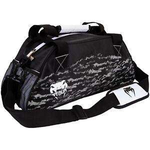 """Venum Sporttasche """"Camoline""""- Black/white -  02912-108 - MMA-BJJ-Sport Bag"""