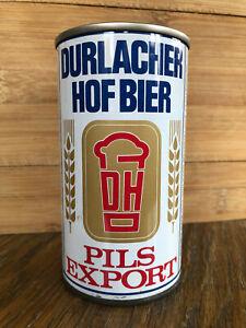 Durlacher Hof Bier beer can Pils Export, Mannheim germany