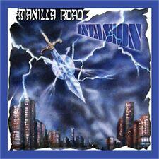 MANILLA ROAD - Invasion (NEW*DEBUT ALBUM RERELEASE*US EPIC METAL* US IMPORT)