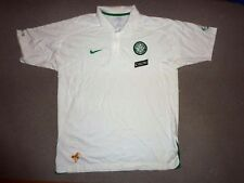 Taille: XL Glasgow Celtic FC Football Polo Shirt Training Soccer Jersey Maglia