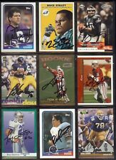 RON RIVERA Chicago Bears 1988 Topps SIGNED / AUTOGRAPH Football Card