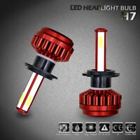 KIT LUCI LED H7 80W CANBUS PLUG AND PLAY NEW GENERATION NO SPIA ERRORE