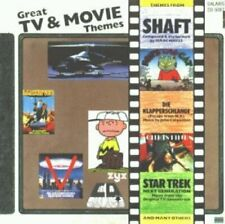 Great TV & Movie Themes (#zyx/glx9087) Airwolf, Mac Gyver, The end, Fatal.. [CD]