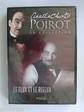 DVD Editions ATLAS HERCULE POIROT Agatha Christie Le flux et le reflux VOLUME 16