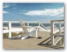 LANDSCAPE ART PRINT Sun Deck Daniel Pollera