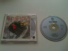 Bon Jovi-Living in sin-CD MAXI SINGLE © 1989