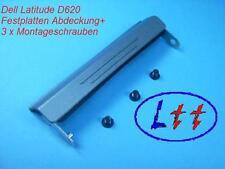 Dell Latitude D620 HDD Cover Festplatten Abdeckung + 3 Schrauben