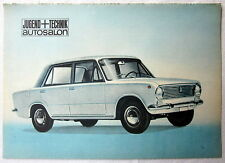DDR Jugend+Technik AUTOSALON - WAS-2101