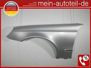 Mercedes S211 W211 ORIGINAL ALU Kotflügel Li (2002-2009) 775 Iridiumsilber 21188