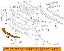 VOLVO OEM 14-16 XC60 Front Bumper Grille-Valance Panel 31323773