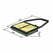 BOSCH Air Filter 1457433322 - Single