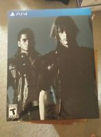 Final Fantasy XV Ultimate Collector's Edition FF15 FFXV ~*On-Hand*~ PS4