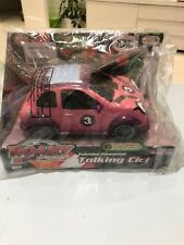 ROARY THE RACING CAR FRICTION POWERED TALKING CICI NEW