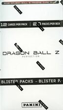 Dragon Ball Z Perfection TCG Game Booster Card Box 20ct