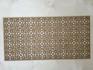 Radiator Cabinet Decorative Screening Radiator Grilles MDF 3mm and 6mm item R40