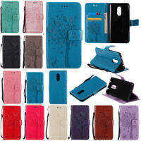 Magnetic Flip PU Leather Wallet Case Cover For Xiaomi Mi 6 Redmi Note 4X /5 Pro