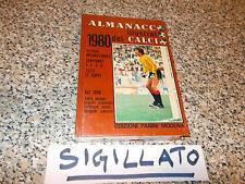 ALMANACCO ILLUSTRATO DEL CALCIO 1980 PANINI ANCORA SIGILLATO NUOVO DA EDICOLA
