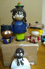 """South Park custom figure lot #2 Mezco Mirage scale Crude Unfinished """"As Is"""" Home"""