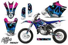 Yamaha YZ 85 Dirt Bike Graphic Sticker Kit Decal Wrap MX Parts 2015-2017 FRENZY
