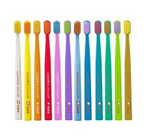 Curaprox CS5460 Ultra Soft Toothbrush Dental Curaden Swiss 10 Pieces