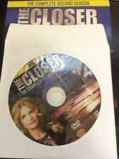 The Closer - Season 2, Disc 1 REPLACEMENT DISC (not full season)