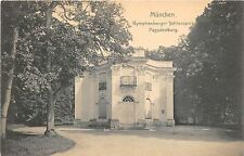 BG26490 munchen nymphenburger schlosspark pagodenburg   germany