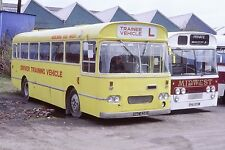 MIDLAND RED WEST HAC628D 6x4 Bus Photo