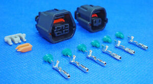 YPC500130 and YPC500140 - Defender TD5 & TDCi PUMA Central Locking Connectors