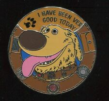 Dug Expressions Quotes Spinner from UP Disney Pin 103424