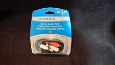 Dynx Stereo Audio RCA Cable