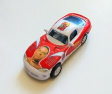 World War 3 British Bulldog Wcw Toy Car Model 96 Viper Gts Red Racing Champions