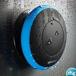 Boompods Wireless Waterproof Speaker - ShockProof - Lifeproof - IPX7 Aquapod CSR