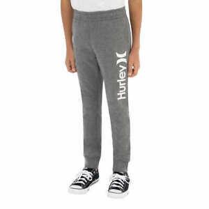 Hurley Boys' Youth Fleece Jogger - GRAY (Select Size: S-XL)