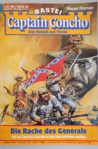 Captain Concho-Die Rache des Generals Band 29