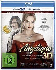 ANGELIQUE, eine große Liebe in Gefahr (Nora Arnezeder) Blu-ray 3D NEU+OVP