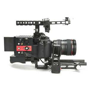 ASXMOV GH5 Scorpion camera shoulder rig dslr camera rig for panasonic gh5