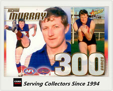 2008 Select AFL Champions 300 Game Case Card CC22: Kevin Murray (Fitzroy)