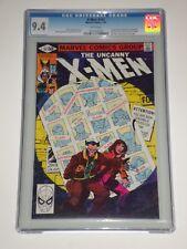 X-Men (Uncanny) #141 (Jan 1981) CGC 9.4 1st Rachel Summers, Pyro, Avalanche