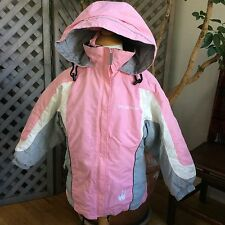 PHENIX PINK Girls SKI JACKET Coat GROW WITH ME 2 3 4 5 6 $360 High Performance