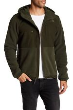 The North Face Denali 2 Polartec 300 Series Fleece Hooded Jacket Green / Men's M