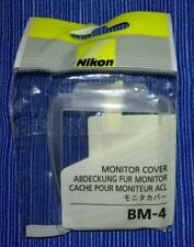 Nikon monitor cover BM-4 NIP