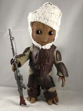 Guardians Vol. 2 Baby Groot Cosplayer Figure - Dengar Star Wars Bounty Hunter