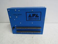 AFA INDUSTRIES TRAVERSE COMPUTER MODEL-103 D-2237 ***XLNT***
