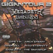 Various Artists Gigantour, Vol. 2 Explicit Lyrics New