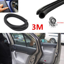 3M Rubber Car Door Trunk Lip Edge Seal Protector Strip Waterproof Anti-Noise