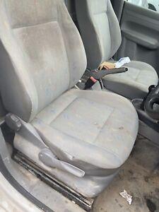 VW CADDY 2009 DRIVERS SEAT