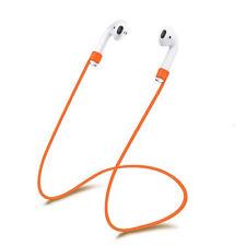 Correa Anti Perdida para Apple AirPods de Silicona Gel Auriculares iPhone Cascos