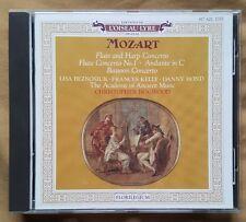 Mozart: Flute & Harp Concerto, K299; Basson Concerto, K191; Flute Concerto, K31…